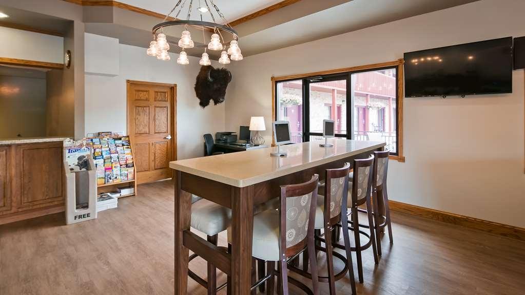 Best Western Buffalo Ridge Inn - centre des affaires