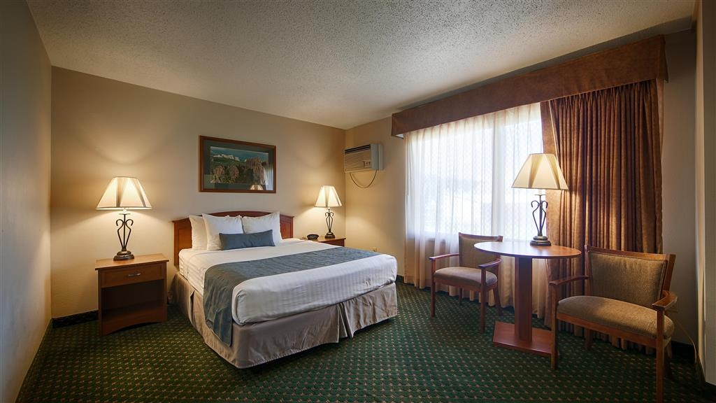 Best Western Buffalo Ridge Inn - Gästezimmer
