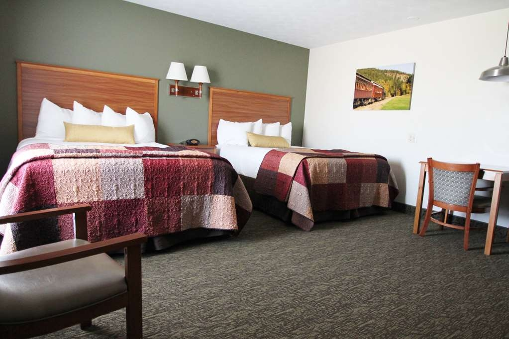 Best Western Graham's - Sink into our comfortable mattresses after a long day of travel.