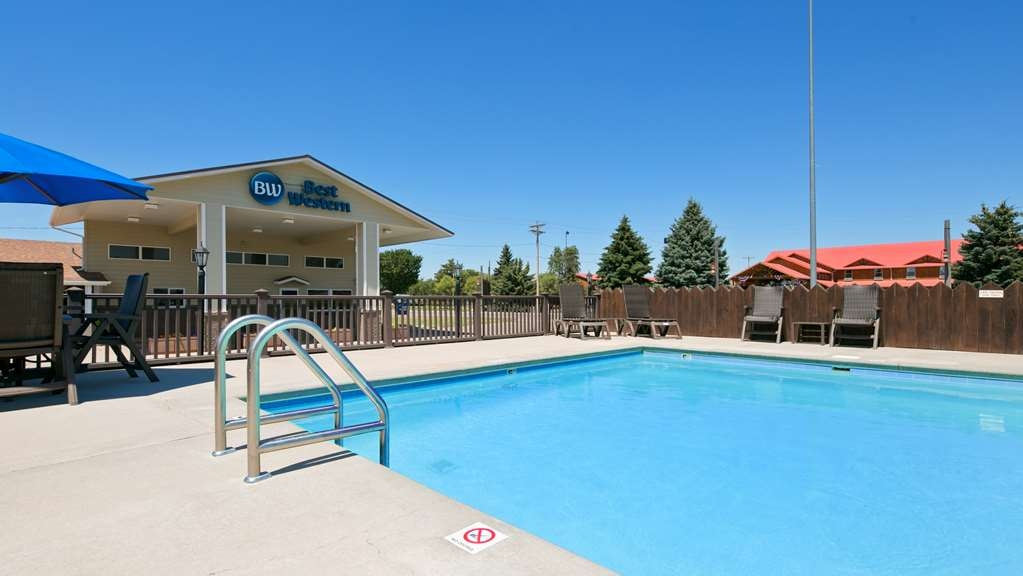 Best Western Graham's - Piscina