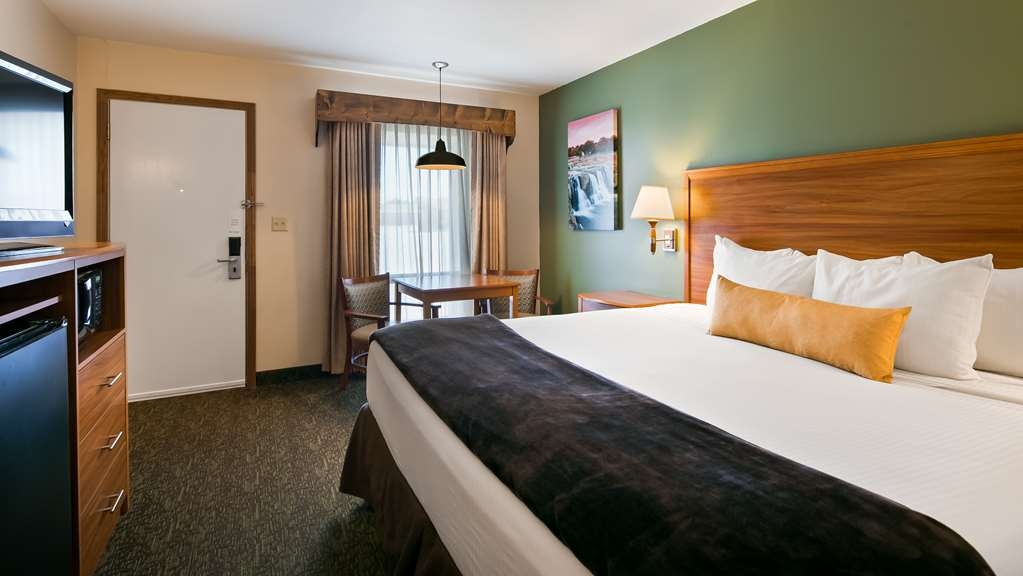 Best Western Graham's - Guest Room