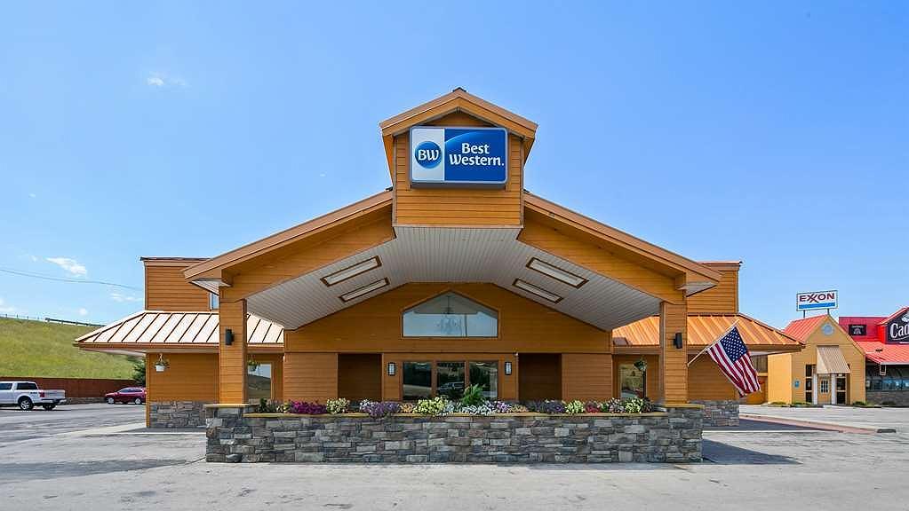 Best Western Sturgis Inn - Vista exterior