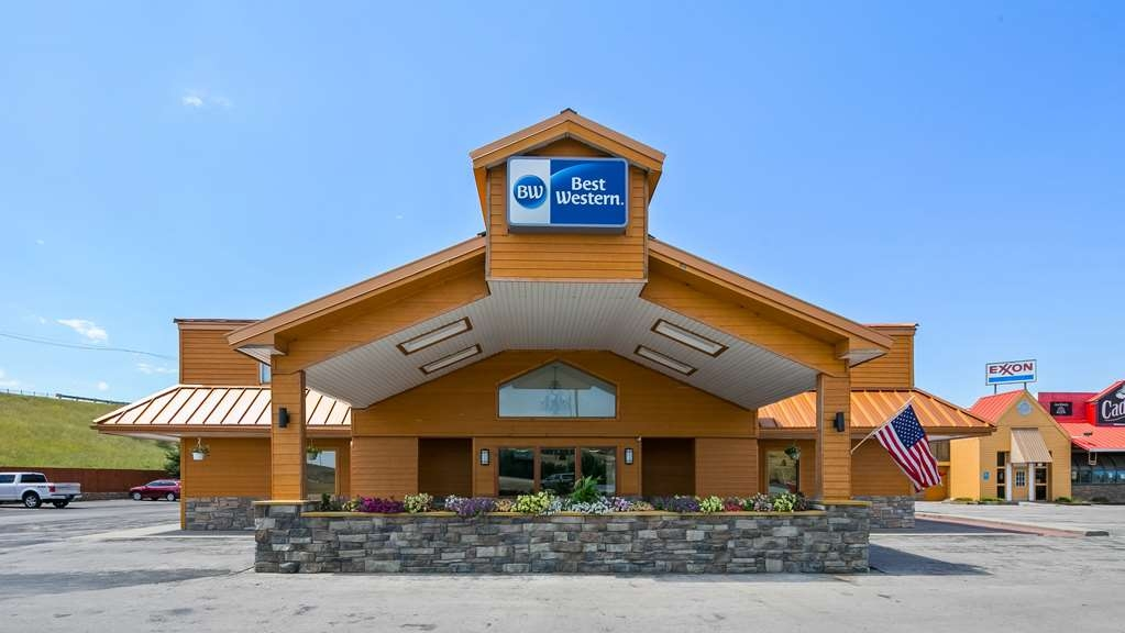 Best Western Sturgis Inn - Welcome to the Best Western Sturgis Inn, home of the famous Motorcycle Rally.