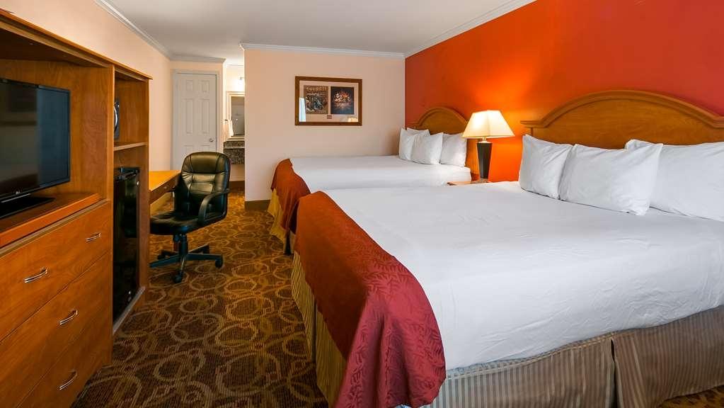 Best Western Sturgis Inn - Guest Room
