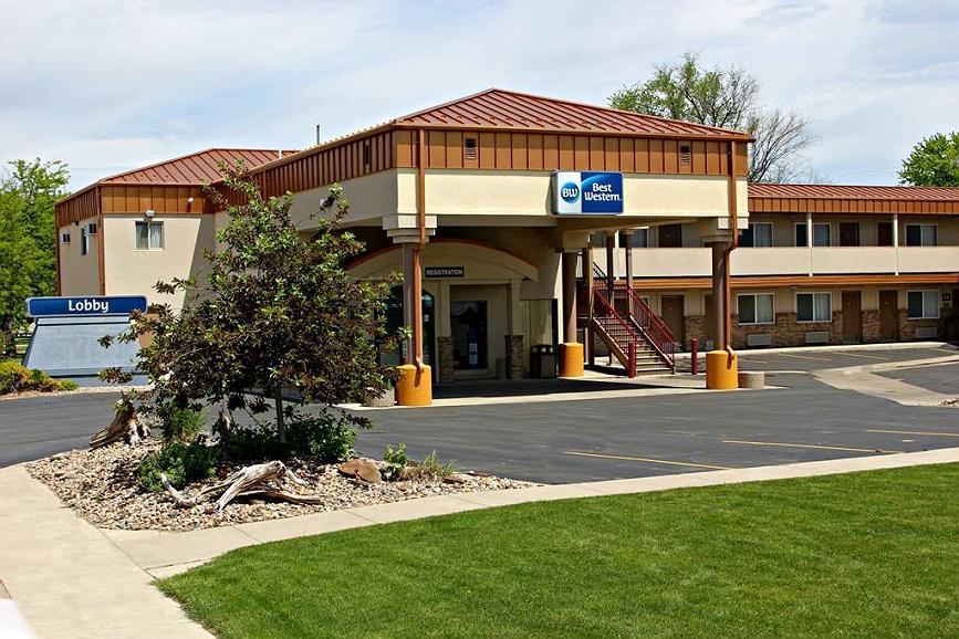 Best Western Plains Motel - Vista exterior