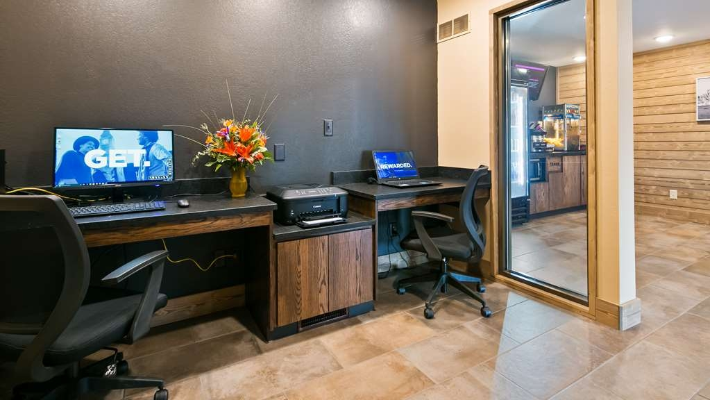 Best Western Plains Motel - Business Center