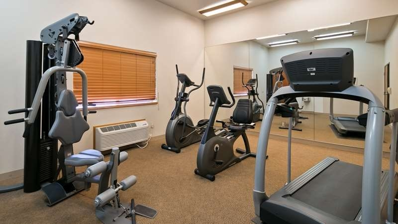 Best Western Plains Motel - Fitnessstudio