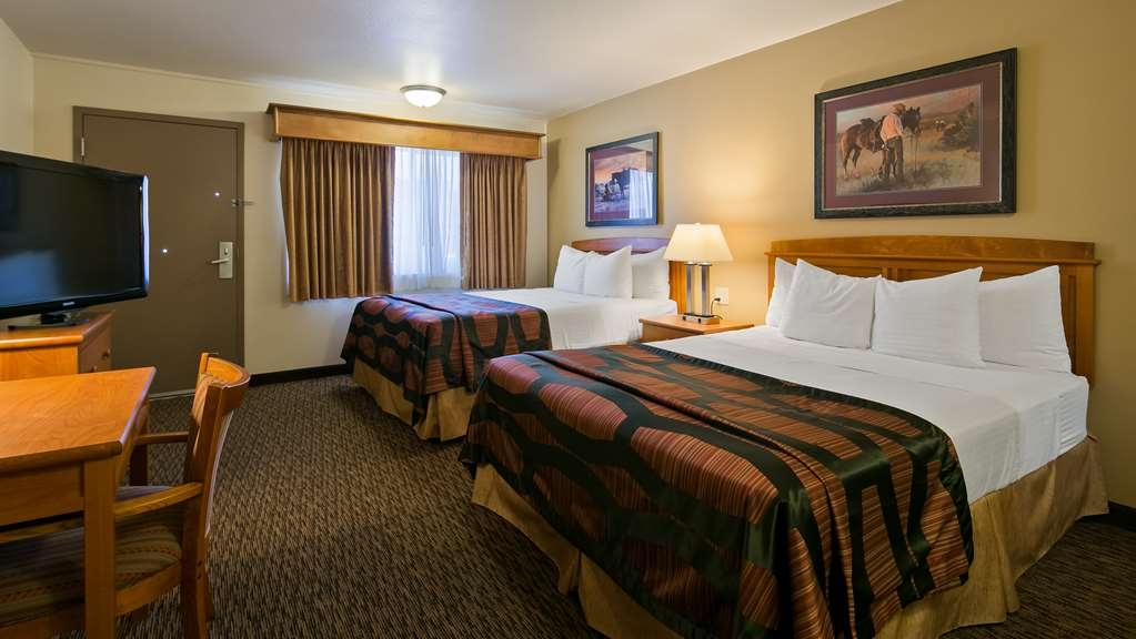 Best Western Plains Motel - Guest Room