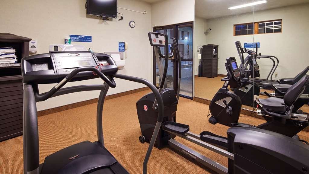 Best Western Golden Spike Inn & Suites - Club de remise en forme