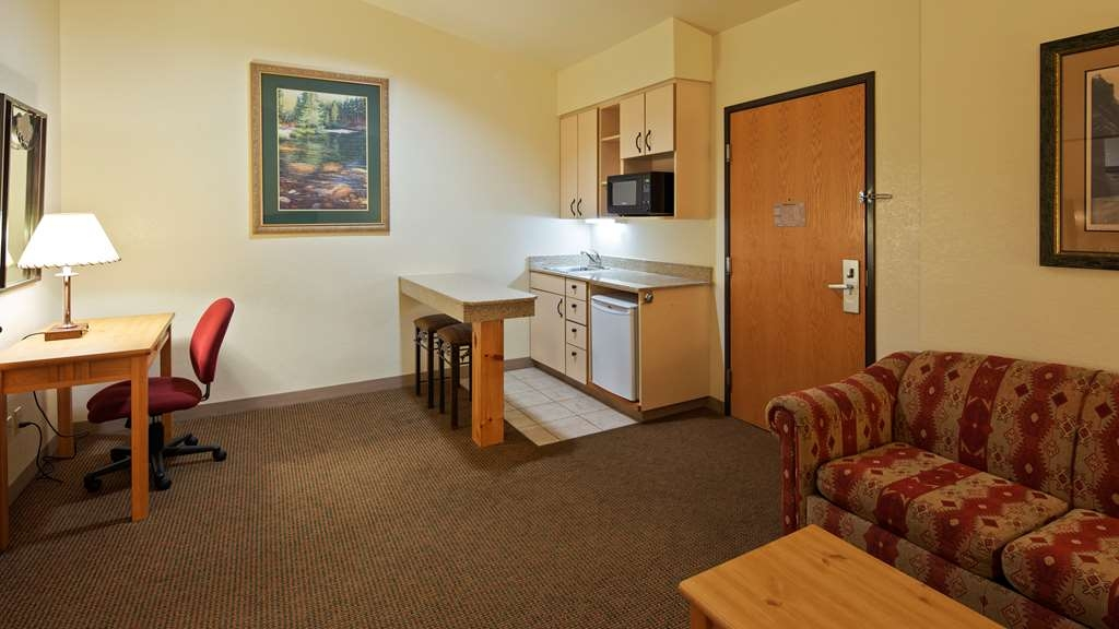 Best Western Golden Spike Inn & Suites - Suite