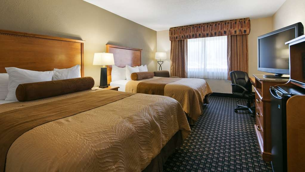 Best Western Plus Ramkota Hotel - Chambres / Logements