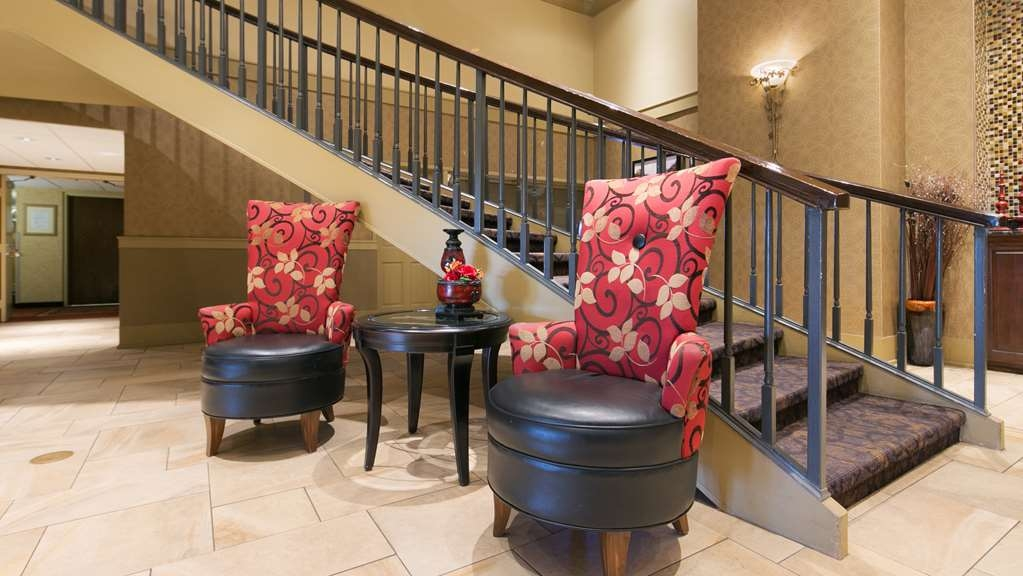 Best Western Plus Ramkota Hotel - Vue du lobby
