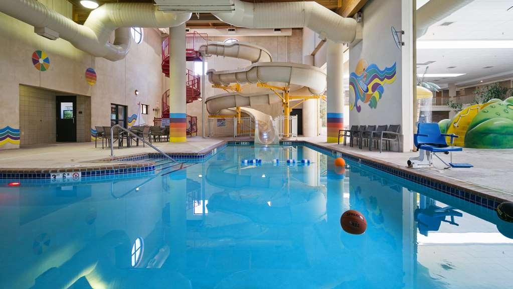 Best Western Plus Ramkota Hotel - Indoor Waterpark