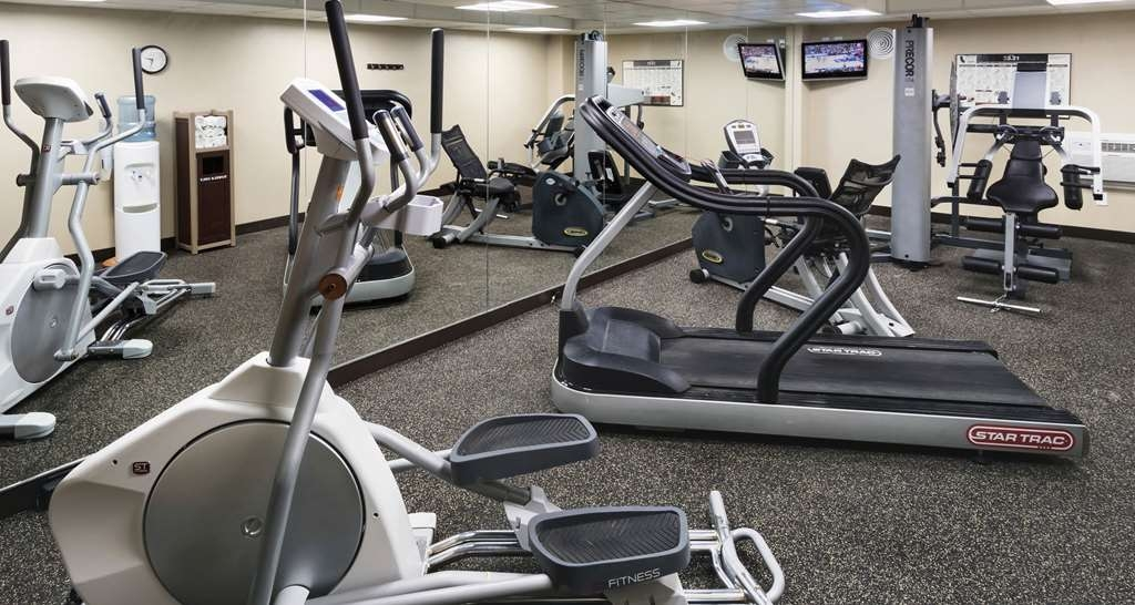 Best Western Ramkota Hotel - Make sure you check out our 24 hour fitness center!