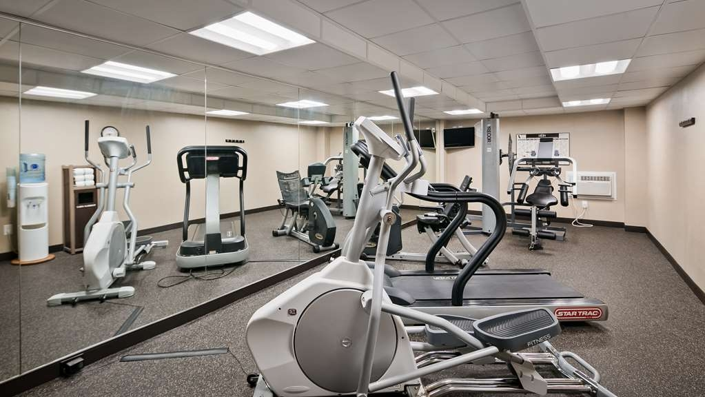 Best Western Ramkota Hotel - Fitness Facility