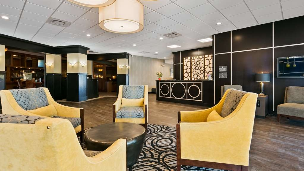 Best Western Ramkota Hotel - Lobbyansicht
