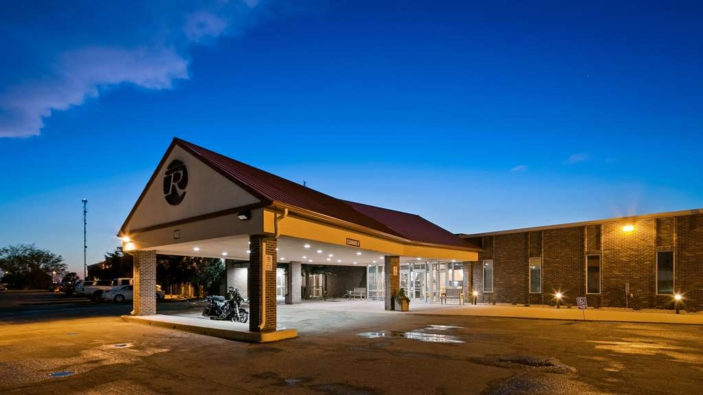 Best Western Ramkota Hotel - The Best Western Ramkota Hotel is conveniently located on US Highway 281 and 8th Avenue Northwest.