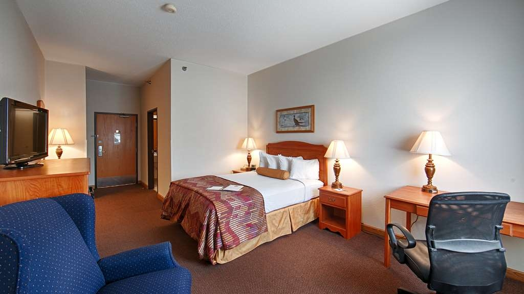 Best Western Of Huron - Chambres / Logements