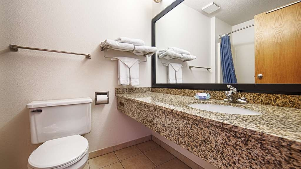 Best Western Of Huron - Bagno