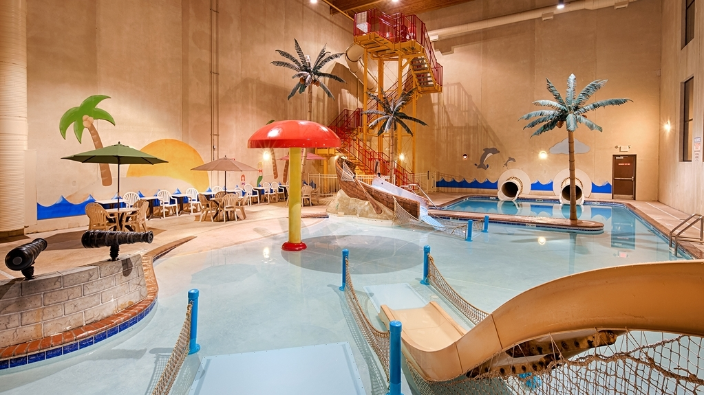 Best Western Ramkota Hotel - Indoor Waterpark
