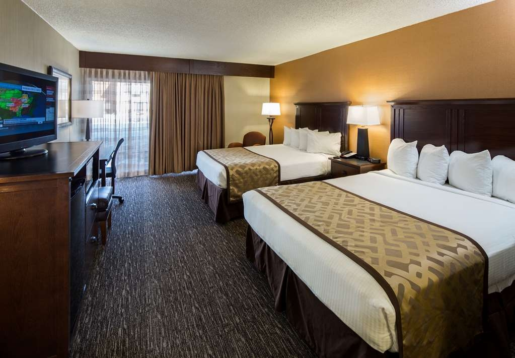 Best Western Ramkota Hotel - Two Queen Guest Room