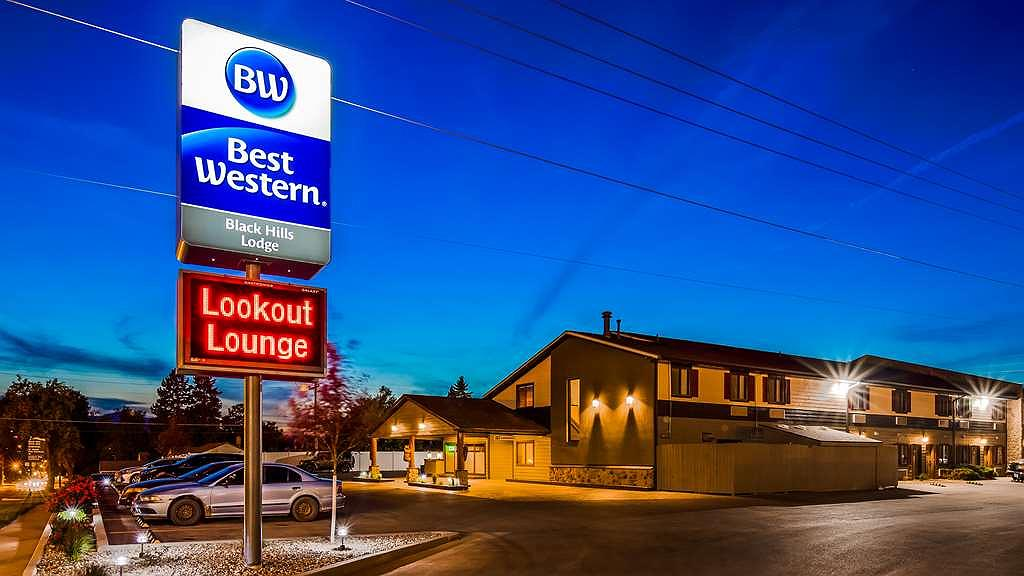 Best Western Black Hills Lodge - Aussenansicht