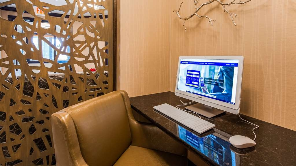 Best Western Black Hills Lodge - centro de negocios-característica