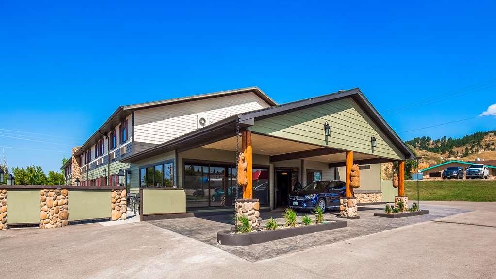 Best Western Black Hills Lodge - Vista Exterior