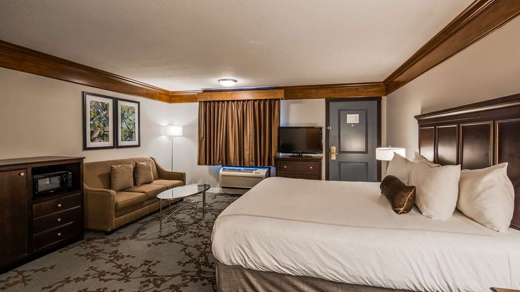 Best Western Black Hills Lodge - King Guest Room with Sofabed