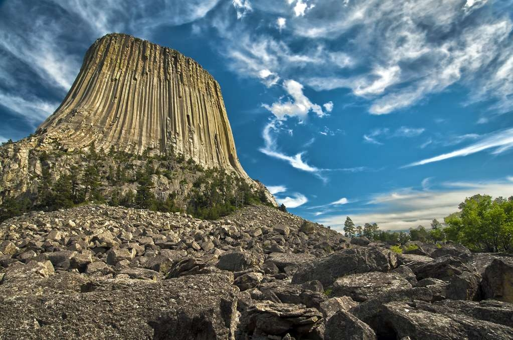 Best Western Black Hills Lodge - Devils Tower National Monument, Wyoming. Photo courtesy of South Dakota Department of Tourism