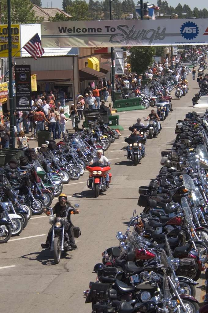 Best Western Black Hills Lodge - Sturgis, home of the Sturgis Motorcycle Rally is nearby. Photo courtesy of South Dakota Department of Tourism