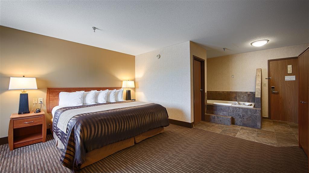 Best Western Vermillion Inn - Camere / sistemazione