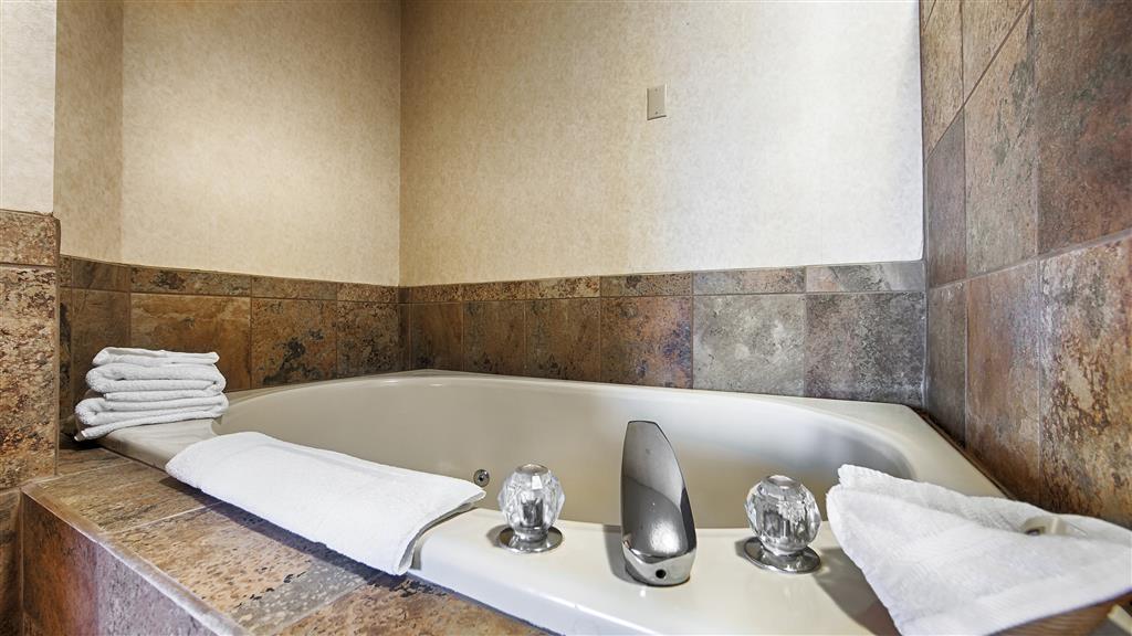 Best Western Vermillion Inn - Salle de bain