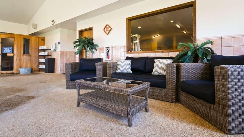 Best Western Vermillion Inn - Vue de la piscine