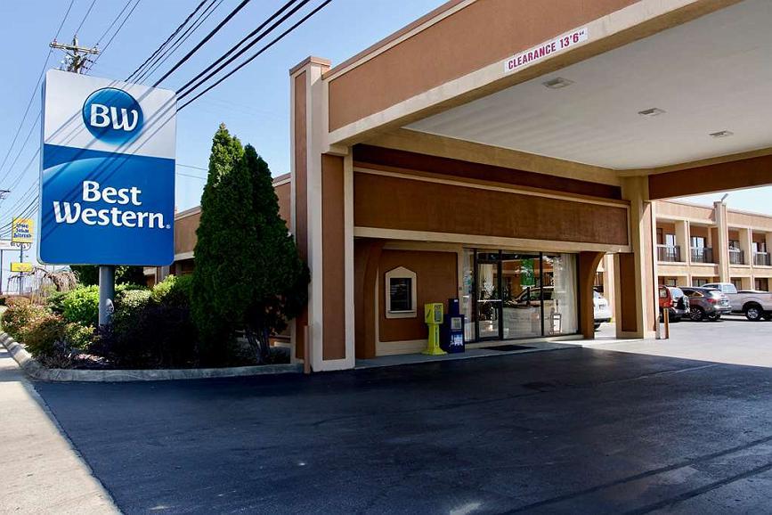 Best Western Thunderbird Motel - Vista exterior