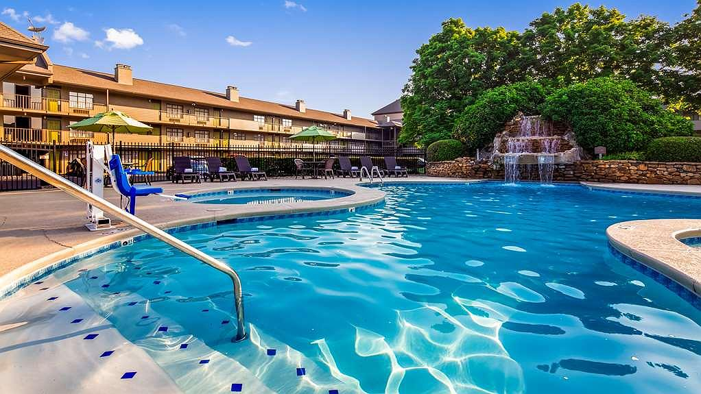 Hotel in Pigeon Forge | Best Western Plaza Inn