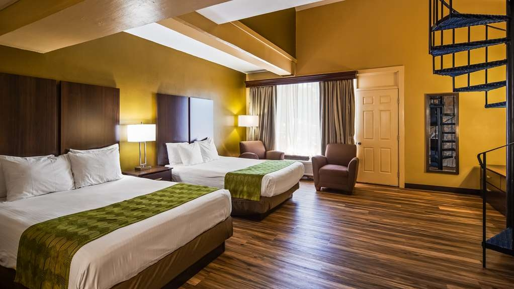 Best Western Plaza Inn - Chambres / Logements
