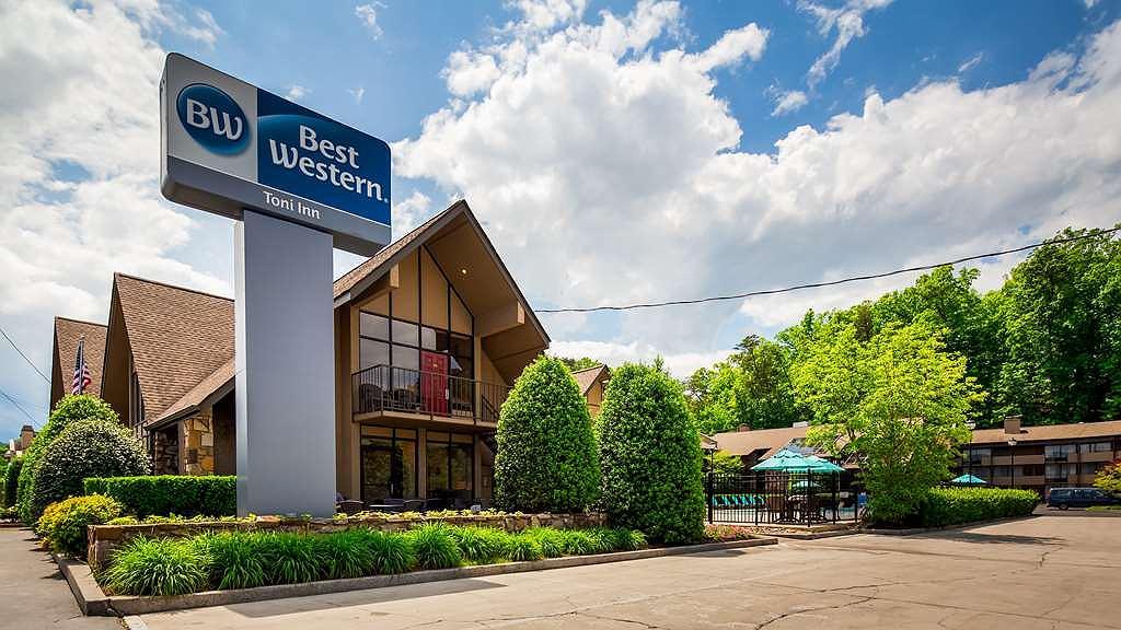 Best Western Toni Inn - Aussenansicht