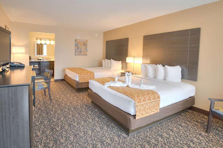 Hotel in Pigeon Forge | Best Western Toni Inn