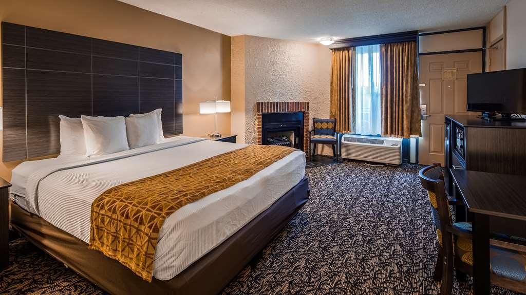 Best Western Toni Inn - 1 King size bed