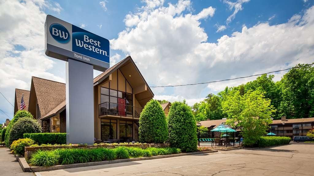 Best Western Toni Inn - Außenansicht