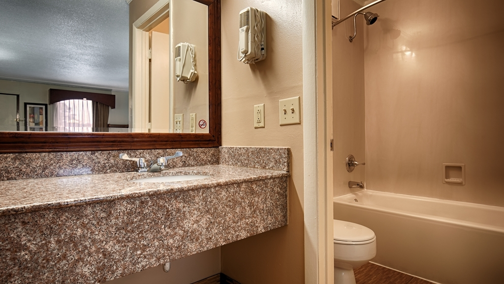 Best Western Franklin Inn - Bagno