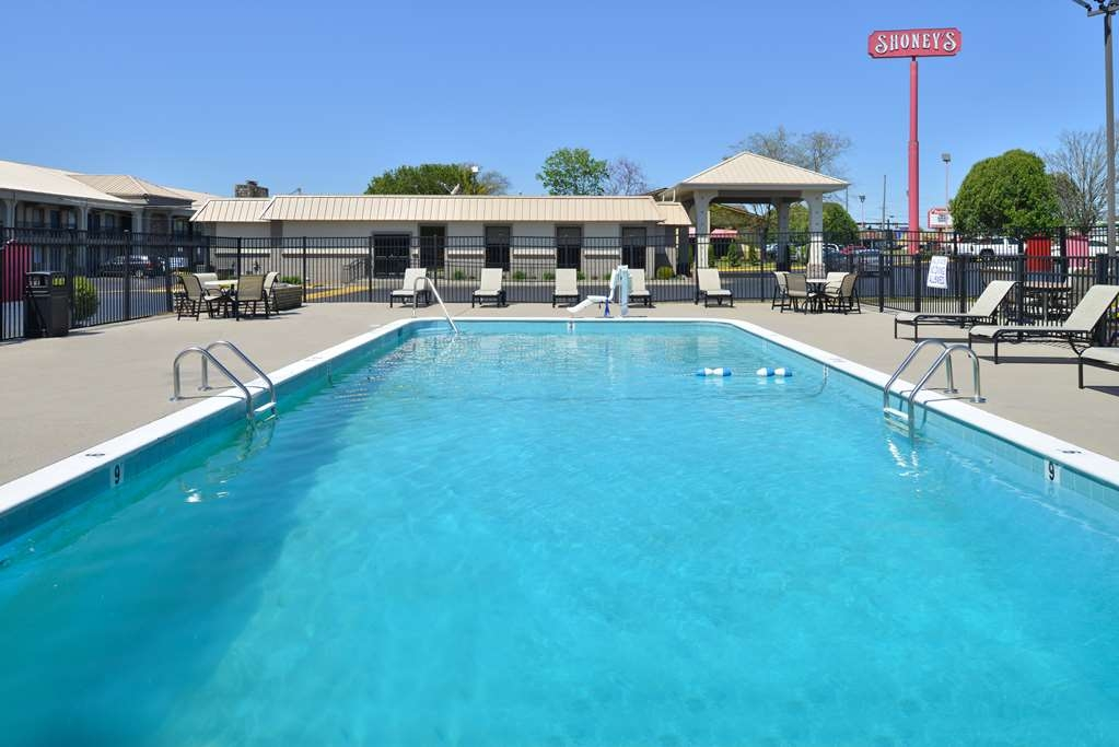 Best Western Franklin Inn - Piscina