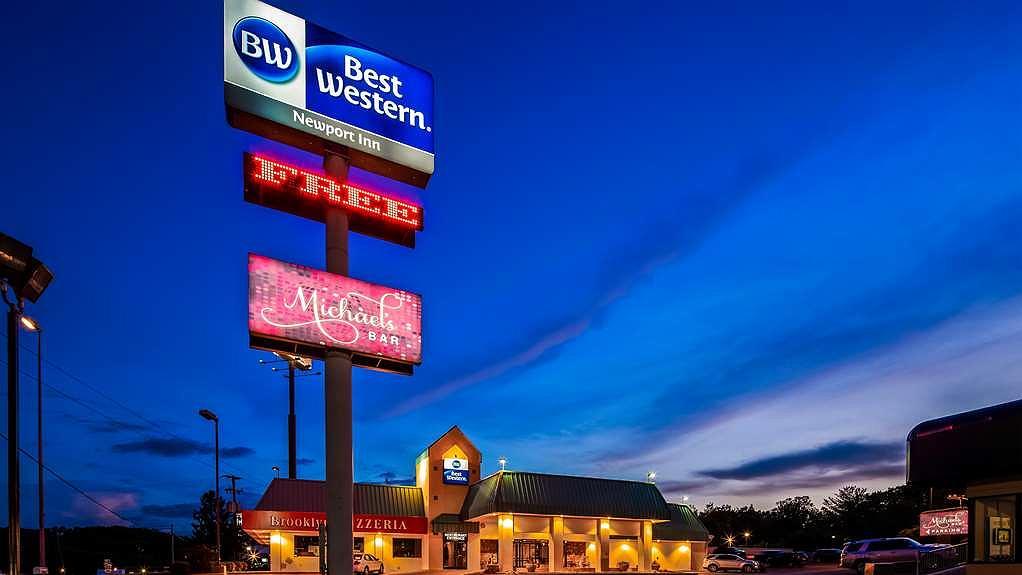 Best Western Newport Inn - Vue extérieure