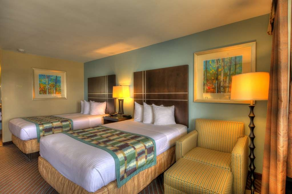 Best Western Newport Inn - Guest room