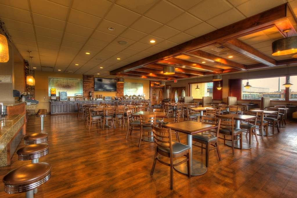 Best Western Newport Inn - Restaurant