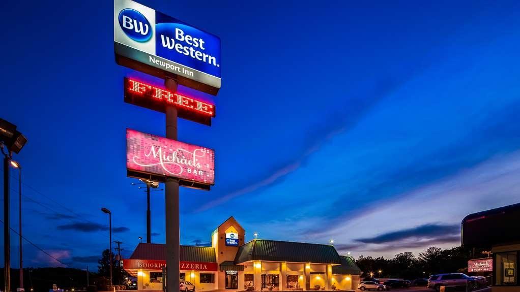 Best Western Newport Inn - Vista Exterior
