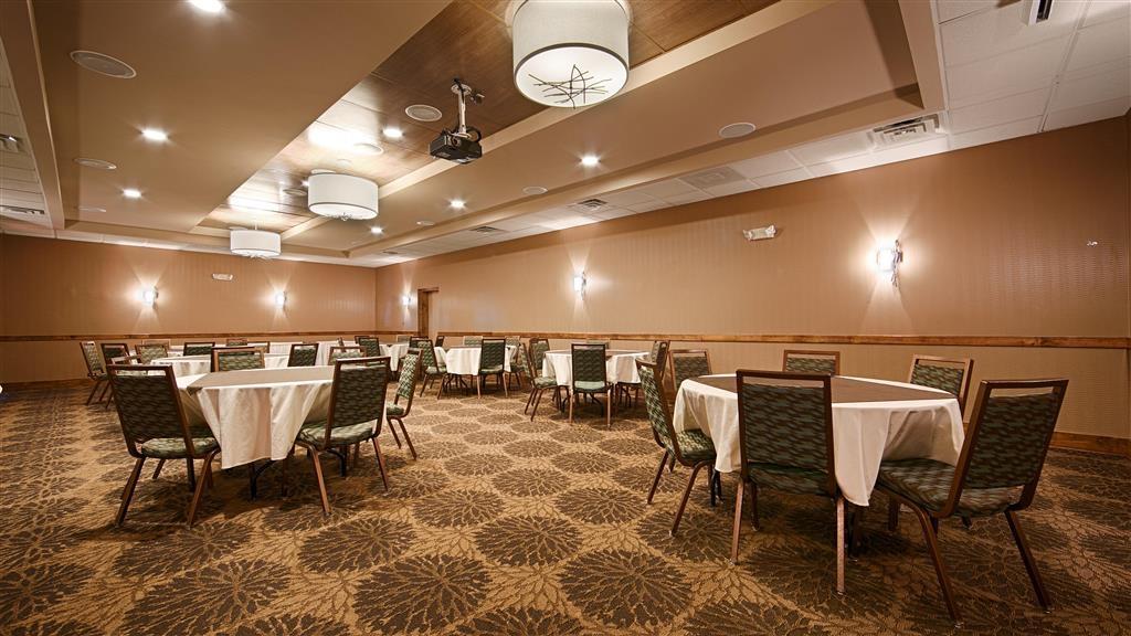 Best Western Newport Inn - Sala da ballo