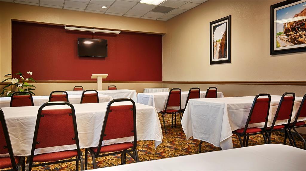 Best Western Heritage Inn - ¿Tiene previsto celebrar una reunión de negocios? Nuestro hotel ofrece el espacio perfecto para usted y sus clientes.