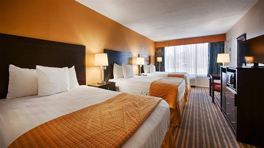 Best Western Heritage Inn - Sink into our comfortable beds each night and wake up feeling completely refreshed.